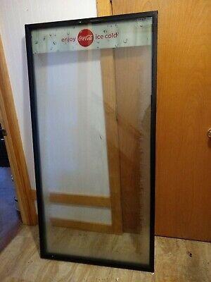 Glass Door For Glassfront Coke Vending Machine