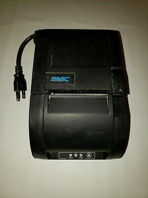 Snbc Btp-m300 Pos Thermal Receipt Printer Network Black Complete Tested Works