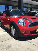 MINI cooper S Rare convertible LOW KMS perfect condition Sydney City Inner Sydney Preview