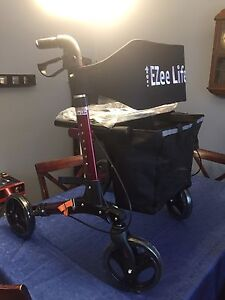 Ez ee life Rollator folding walker