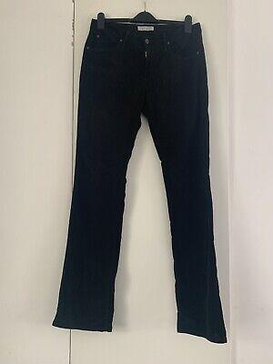 James Jeans Black Baby Corduroy Jeans Size 32 Inch Waist