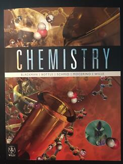 Chemistry Textbook by Blackman et al.