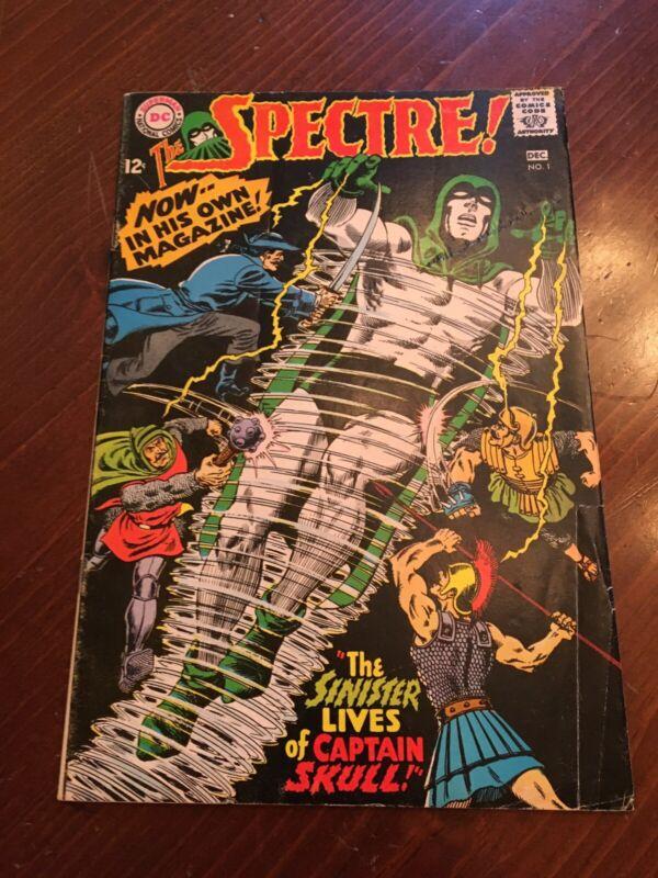 Spectre 1 Comic Cgc It