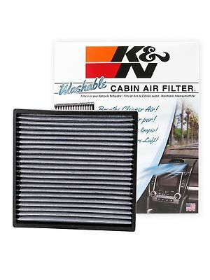 K&N Replacement Cabin Air Filter 06-14 Honda Ridgeline Crosstour 07-16 CRV Pilot