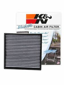 K&N Replacement Cabin Air Filter for Acura TL /TSX /Honda Accord /Civic /Pilot