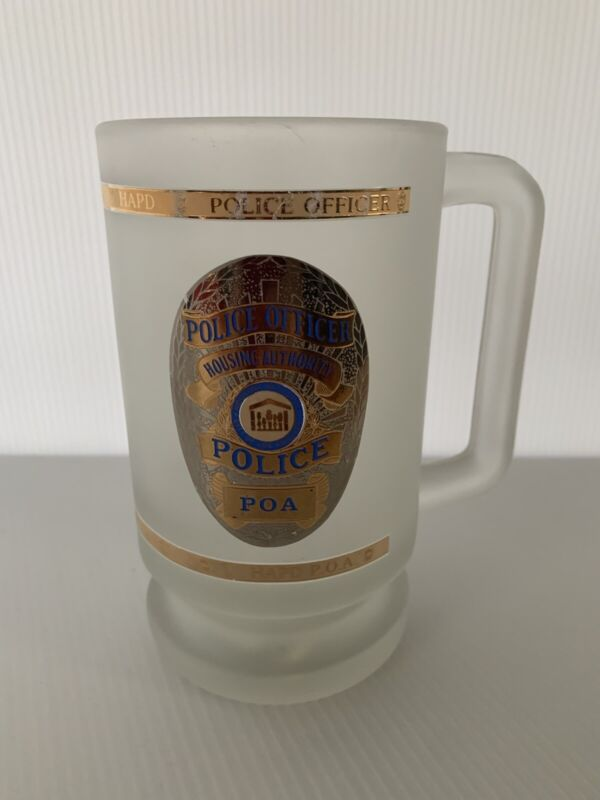 City of Los Angleles Housing Authority Police Department Mug