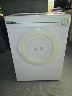 Fisher paykel clothes dryer washing machines dryers gumtree clothes dryer fisher paykel compact fandeluxe Images