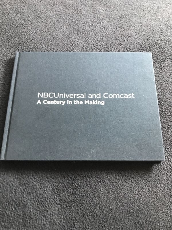 NBC Universal & Comcast A Century in the Making 2011 Movie TV Radio Cable