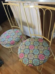 2 cute chairs- available