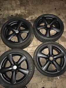 Original Holden Special Vehicle Wheels With Centre Caps 5x120 Durack Brisbane South West Preview