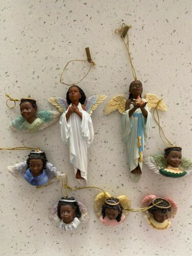 THOMAS BLACKSHEAR CHRISTMAS ORNAMENT COLLECTION LOT