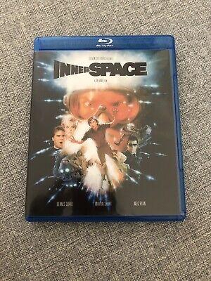 Innerspace - Dennis Quaid - Meg Ryan - Kevin McCarthy - Joe Dante - US Blu-ray