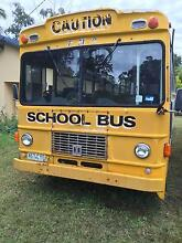 Conversion to motorhome project 1981 Leyland International Bus Buderim Maroochydore Area Preview