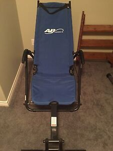 AB Lounge 2 Exercise Chair