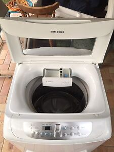 Samsung 6.5kg top loader washing machine Currumbin Waters Gold Coast South Preview