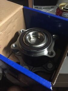 Hub berring arriere nissan altima