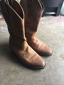 Ariat heritage western/cowboy boots