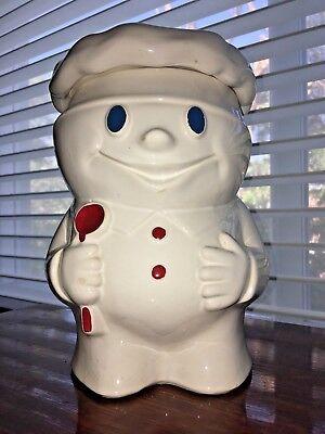 Vintage Bobby the Baker McCoy #183 Cookie Jar Collectors Grad ~ No chips
