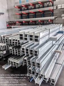 75MM & 50MM SLEEPER RETAINING WALL POST Smithfield Parramatta Area Preview
