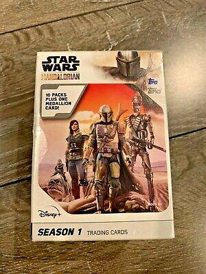 Topps 2020 Star Wars The Mandalorian Season 1 Trading Cards Blaster Box