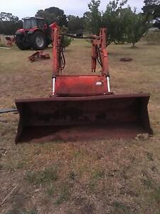 Front End Loader Longford Wellington Area Preview