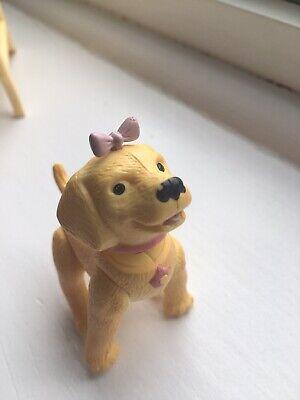 2002 Vintage Mattel Barbie Dog, From Barbie Midge Happy Family Range