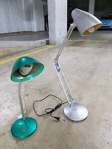 Generic desk lamps x 2 Hornsby Hornsby Area Preview