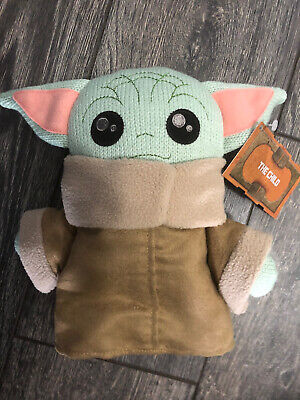 NEW Disney Parks Star Wars Galaxy's Edge Baby Yoda The Child 2020 Toy Plush