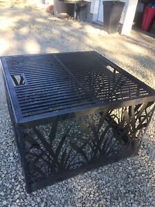 Fire pits -  custom made - some stock designs