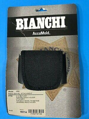 Bianchi Accumold Ars Radio Swivel Attachment For Bianchi Universal Radio Holders