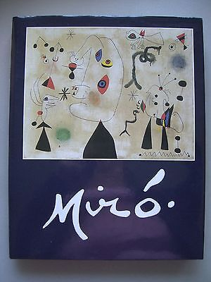 Joan Miro 1893-1983 Mensch und Werk 1988