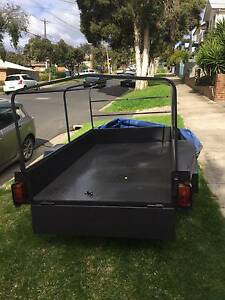 7 x 4 Box Trailer Maribyrnong Maribyrnong Area Preview