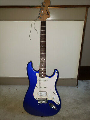 Fender Standard Strat Electric Guitar
