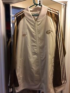 ADIDAS SOUNDS OF THE CITY JACKET/ALLIGATOR RECORDS