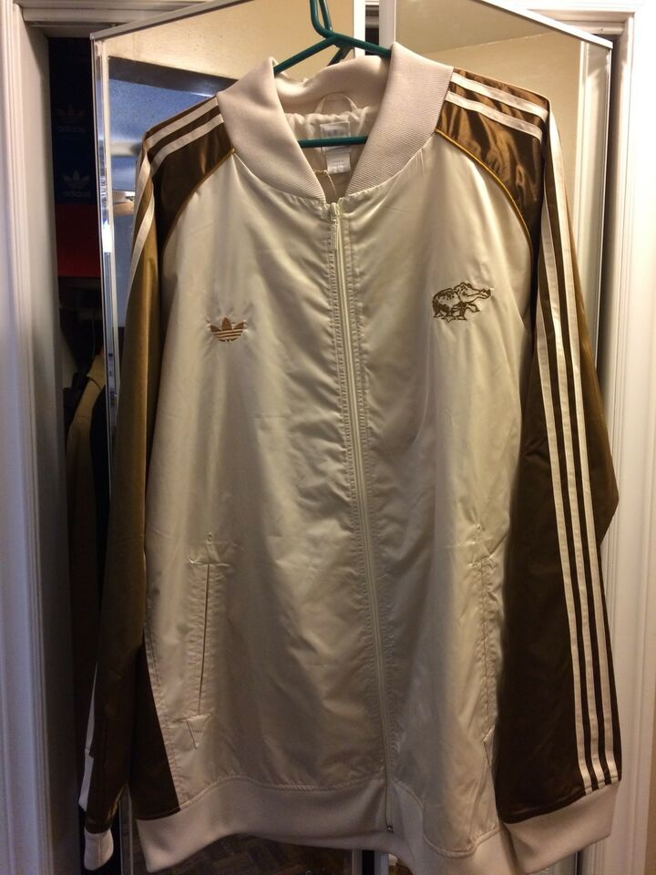 new style 8e4c5 12e2d ... ADIDAS SOUNDS OF THE CITY JACKET ALLIGATOR RECORDS Men s .