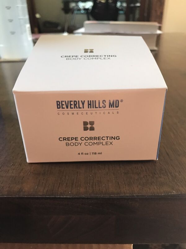 NIB Crepe Correcting Body Complex (Beverly Hills MD): $120 MSRP