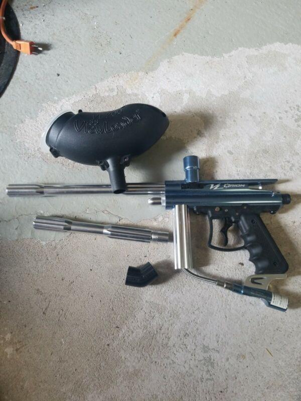 Orion Viewloader VL 200 Paintball Gun New never used