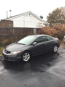 2009 Honda Civic Coupe sold