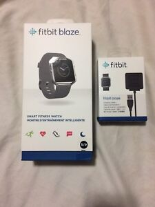 Brand New Never Opened Fitbit Blaze Small
