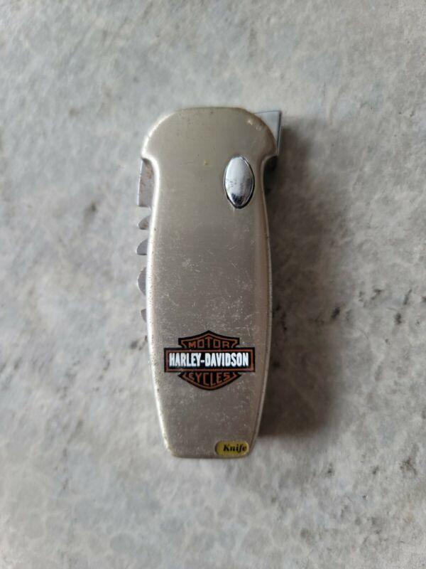 Harley Davidson Knife Lighter Vintage