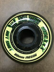 80mm Rink Rat Hot Shot Roller Hockey Wheel