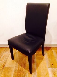 Selling 4x IKEA Henriksdal dining chairs (all for $140!) Elwood Port Phillip Preview