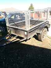 HIRE any CAGED TRAILER FOR $21 PER DAY MON TO THU Macgregor Belconnen Area Preview