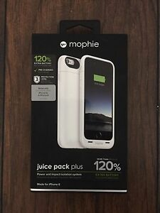 Mophie Juice Pack Plus iPhone 6/6s