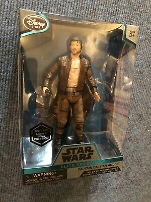 STAR WARS DISNEY ELITE SERIES CASSIAN ANDOR BRAND NEW BOXED