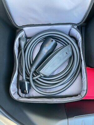 Tesla umc 2.Generation, mobile charger, Schuko, Typ 2
