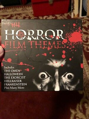 Horror Film Themes Music Ft. Omen, Exorcist, Halloween