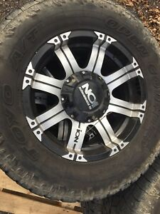Rims and tire for sale