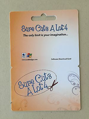 Sure Cuts A Lot 4 Electronic Cutting Machine Software