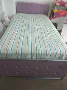 Must go Two kings single beds with mattresses for $ 110 Macquarie Fields Campbelltown Area Preview